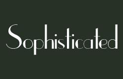 sophi-estilos